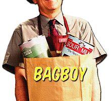 BAGBOY Steve Brule Design  by SmashBam