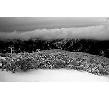 Snowy Scenes Photographic Print