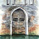 Venice Door by LinFrye
