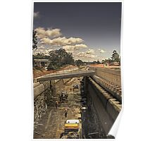 Robina tunnel, an update. Poster