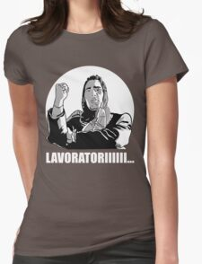 Lavoratori Womens Fitted T-Shirt
