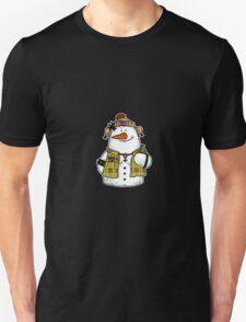butch snow woman Unisex T-Shirt