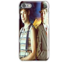 Jack Kelly and Clyde Barrow iPhone Case/Skin