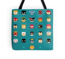 Super Alphabet! Tote Bag