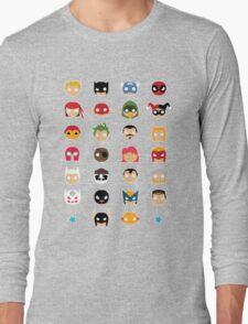 Super Alphabet! Long Sleeve T-Shirt