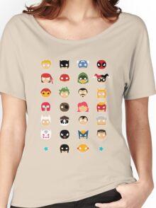 Super Alphabet! Women's Relaxed Fit T-Shirt