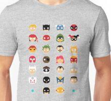 Super Alphabet! Unisex T-Shirt