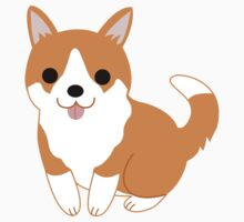 cute corgi pup T-Shirt
