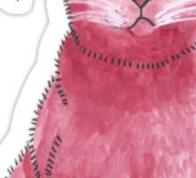 Pink Kitty  Sticker