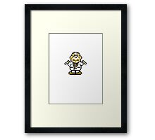 Dr Mario 2 Framed Print