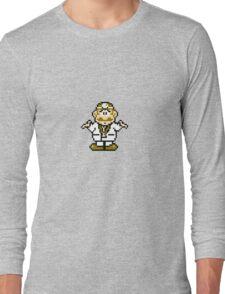 Dr Mario 2 Long Sleeve T-Shirt