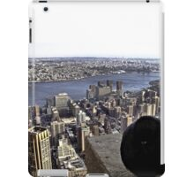 It's Chilly Up Here (New York) iPad Case/Skin