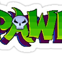 Spawn Sticker