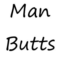 Man Butts by bjtaylor99