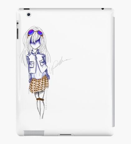 Hail iPad Case/Skin