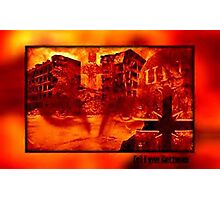 The Price of War Photographic Print
