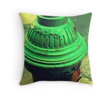 Philly Fire Throw Pillow