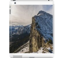 Mount Yamnuska iPad Case/Skin