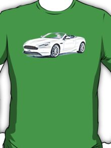 2013 ASTON MARTIN DB9 T-Shirt