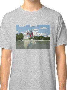 Robot Needs a Hug Classic T-Shirt