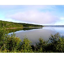 lake of the prairies Photographic Print