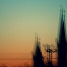 Steeples and Sunsets by LifeAndDeath15