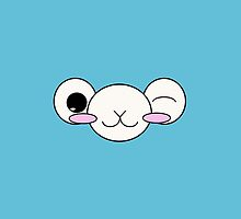 Alpacasso Boy (Blushy Wink) by kellienm