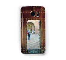 Alhambra Judas Gate Samsung Galaxy Case/Skin