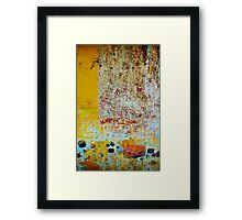 Cuts You Up Framed Print