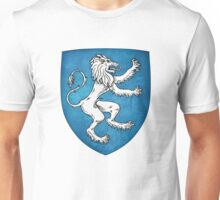 Lion Rampant To Sinister Unisex T-Shirt