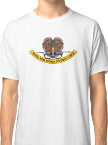 Papua New Guinea Defence Force Emblem Classic T-Shirt