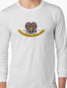 Papua New Guinea Defence Force Emblem Long Sleeve T-Shirt