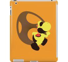 Yoshi (Yellow, Smash 4) - Sunset Shores iPad Case/Skin
