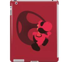 Yoshi (Red, Smash 4) - Sunset Shores iPad Case/Skin