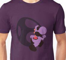 Yoshi (Purple, Smash 4) - Sunset Shores Unisex T-Shirt