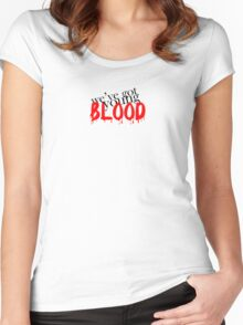 We've Got Young Blood Women's Fitted Scoop T-Shirt
