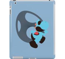 Yoshi (Lt Blue, Smash 4) - Sunset Shores iPad Case/Skin