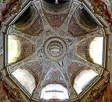 Dome. Abóboda. Igreja Nossa Senhora da Encarnação by terezadelpilar~ art & architecture