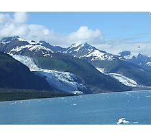 The Glaciers Photographic Print