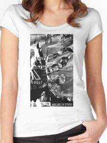 Poster Archaeology 19 Women's Fitted Scoop T-Shirt
