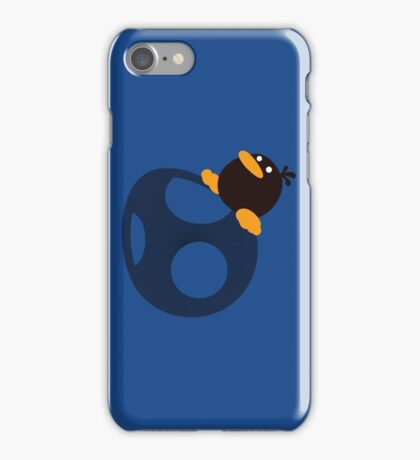 Raphael the Raven - Sunset Shores iPhone Case/Skin