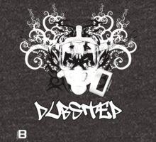 Japanese Dubstep Gasmask by David Avatara