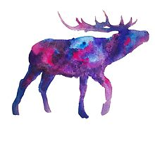 Space Stag by jem16