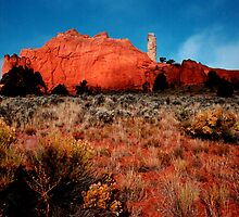Kodachrome Basin by steveberlin
