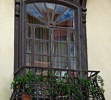 El Balcón by Donna R. Carter