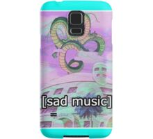 Sad Dragon Ball Z Samsung Galaxy Case/Skin
