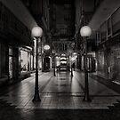 Urban Shadows by Peter Kurdulija