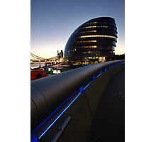 Head quarters for the Mayor of London Photographic Print