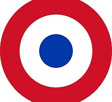 Roundel of the Paraguayan Air Force by abbeyz71