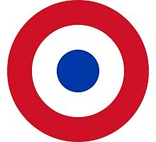 Roundel of the Paraguayan Air Force Photographic Print
